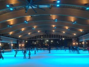 Valpo Skating Rink Urschel Pavilion 2015